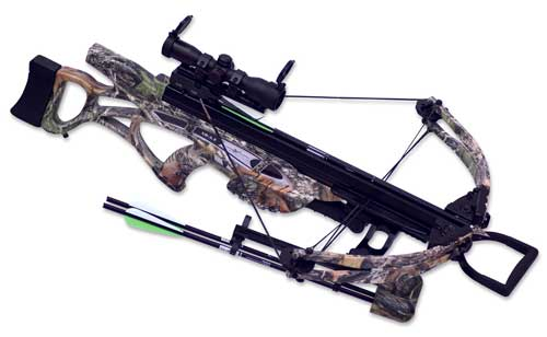 Covert XB 3.3 Hero Crossbow
