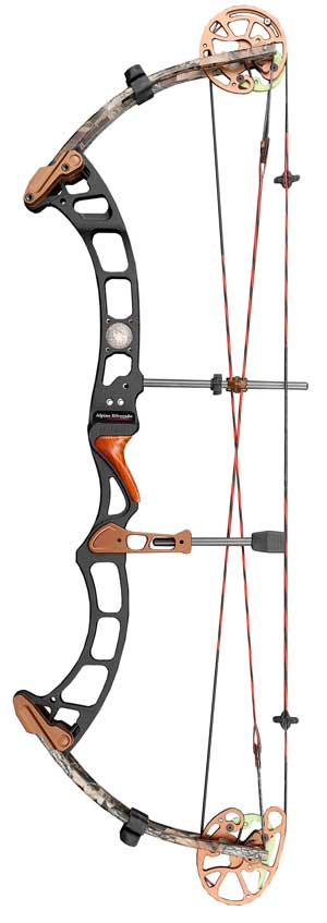 Jim Shockey's Alpine Yukon Bow