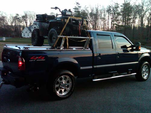 Diamond Back Truck Bed Cover