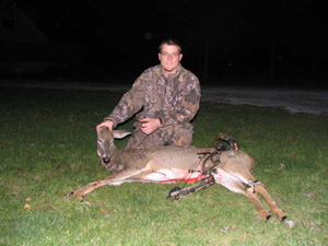 First Doe of the Hunting Season