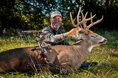 Grant Woods Kansas Buck