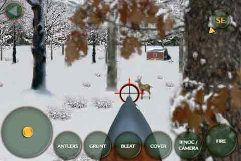 free hunting games for iphone