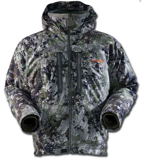 Incinerator Jacket Forest Pattern