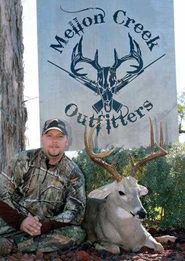 Management Buck Mellon Creek Outfitters