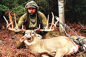 Mitch Rompola Famous Whitetail