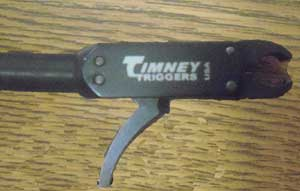 Timney Triggers Archery Release