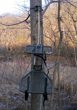 Oaksturdy Portable Tree Stand Hanger
